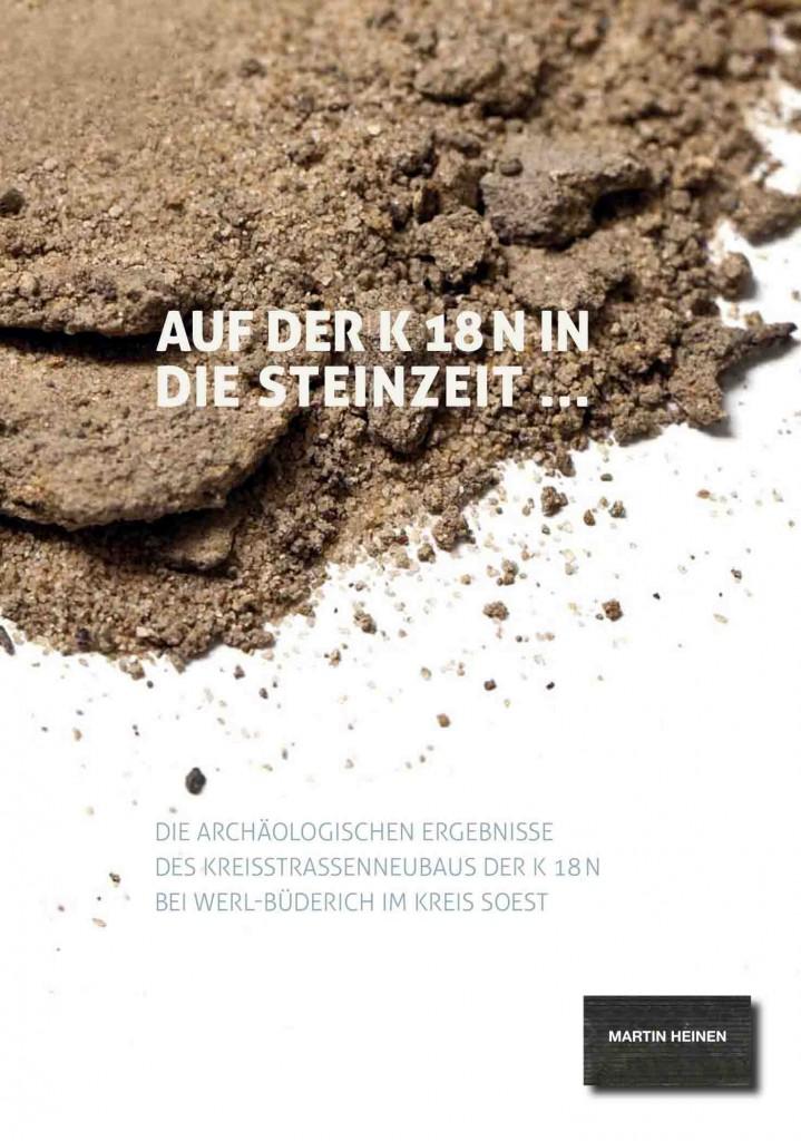Brandneu ist die Broschüre der LWL-Archäologie, die nicht nur für Werler spannendes über die früheste Geschichte zu bieten hat und auf eine Zeitreise bis in die Steinzeit einlädt. Foto: LWL