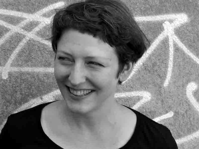 Die Choreografin und Tänzerin Kristina Kreis. Foto: Eva Schönfeld