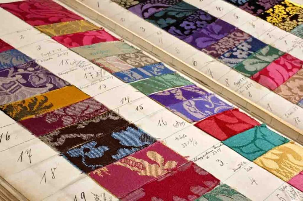Schatz aus der Musterbuch-Sammlung des LWL-Industriemuseums. Foto: LWL/Holtappels