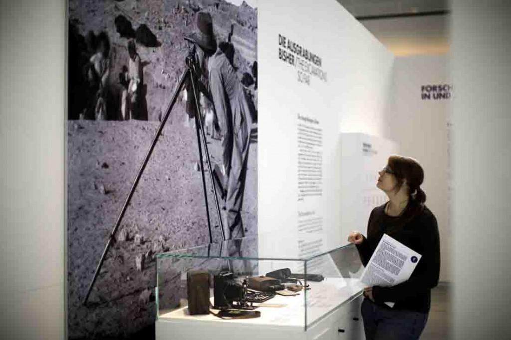 Die Forschungsgeschichte zu Uruk reicht weit zurück: Bereits vor 100 Jahren begann die Deutsche Orient-Gesellschaft mit systematischen Ausgrabungen. Foto: Herr Gerharz