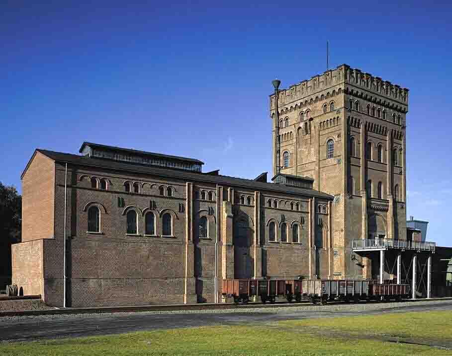 Bis April 2014 geht das LWL-Industriemuseum Zeche Hannover in die Winterpause. Foto/ LWL