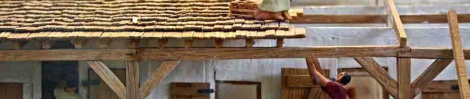 Als Handwerker der Legion durchs Römermuseum