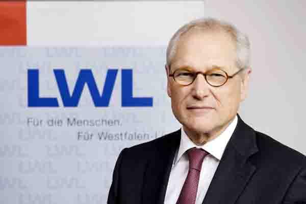 LWL-Direktor Dr. Wolfgang Kirsch Foto: LWL