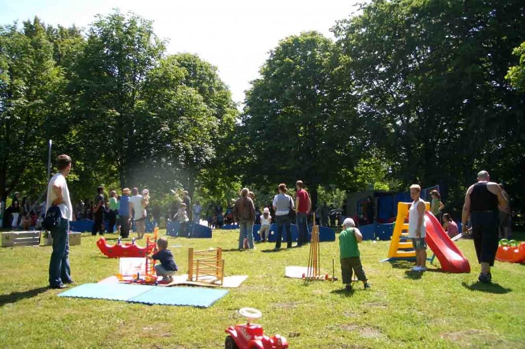 Parkzauber: Das Familienfest im Grünen Winkel Foto: Stadt Lippstadt