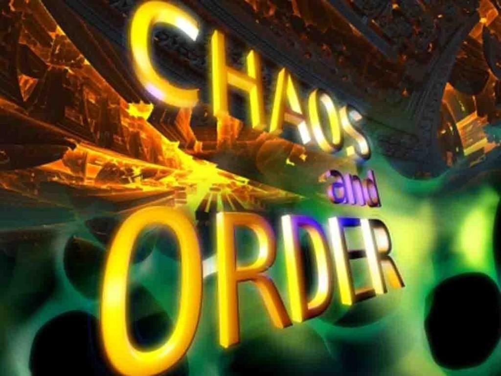 """Mathematische Musikshow """"Chaos and Order"""" im LWL- Planetarium. Foto: Planetarium Wolfsburg"""