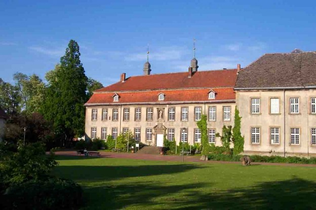 Ins Kloster Willebadessen könnte bald wieder Leben einziehen. Foto: Stadt Willebadessen