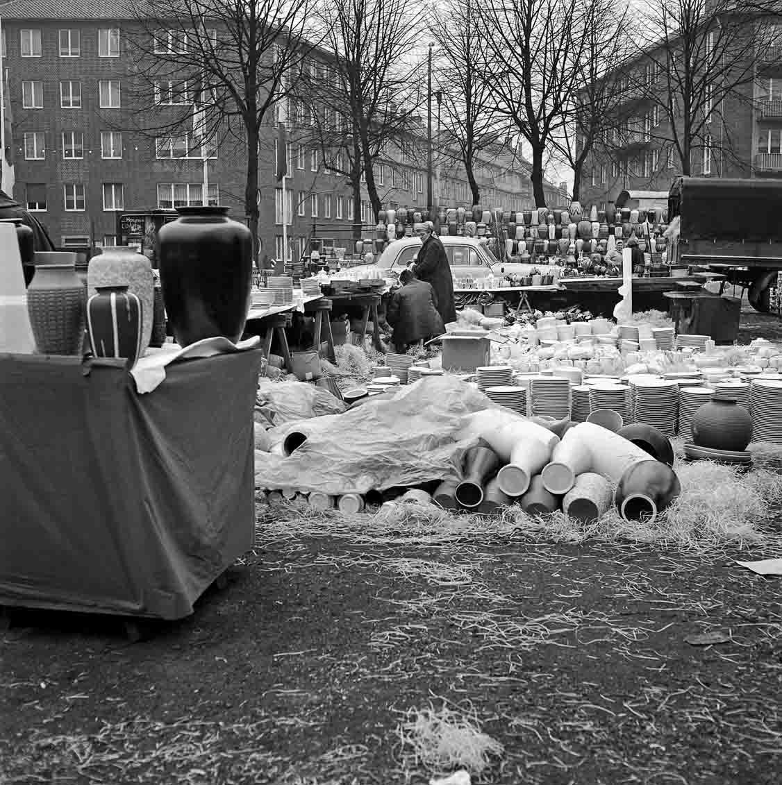Send 1964. Foto: Stadtmuseum / Sammlung W. Hänscheid