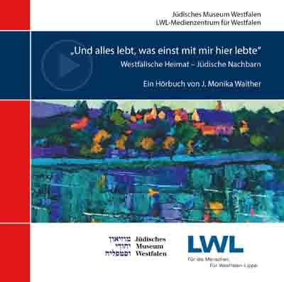 """Der LWL hat jetzt die Audio-CD """"Und alles lebt, was einst mit mir hier lebte"""" herausgegeben. Foto: LWL"""