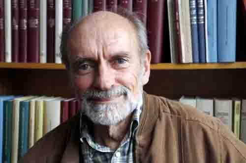 Der Historiker und Sprachforscher Dr. Leopold Schütte hat die Edition erstellt. Foto: LWL/Beyer